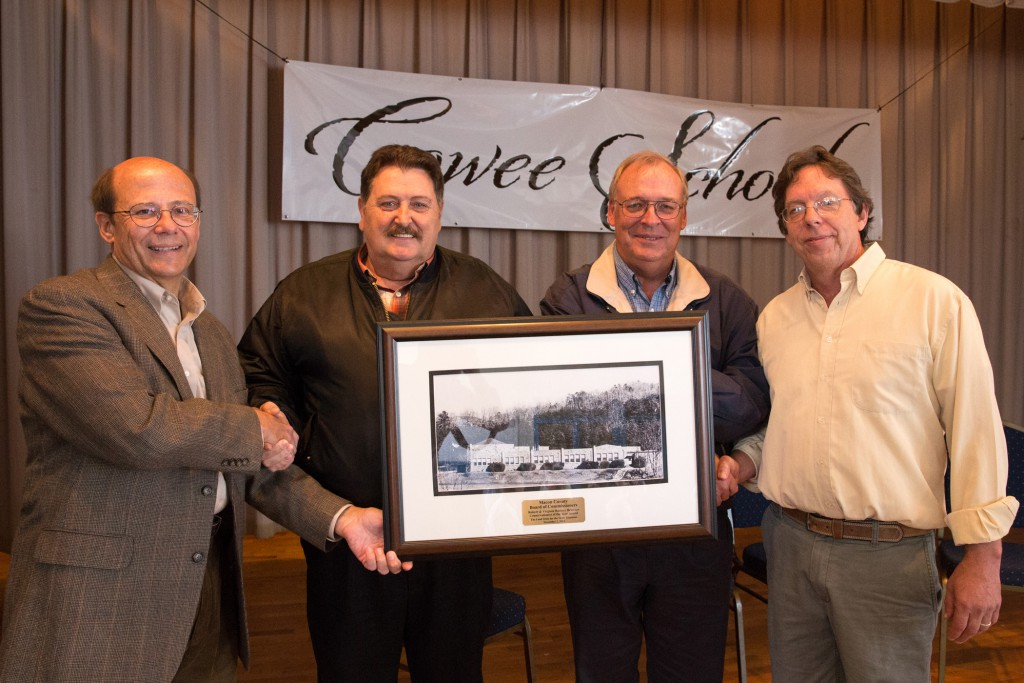 Macon County Commissioners Receive LTLT's 2013 Robert and ...