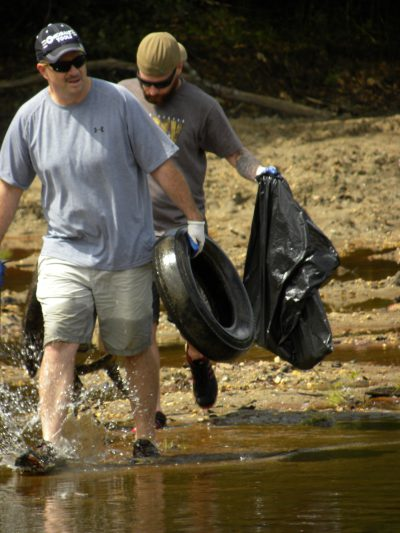20-for-20 Event: Little Tennessee River Clean up @ Big Bear Park | Franklin | North Carolina | United States