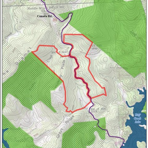 Asheville Citizen-Times: Jackson County Land to Open for Recreation