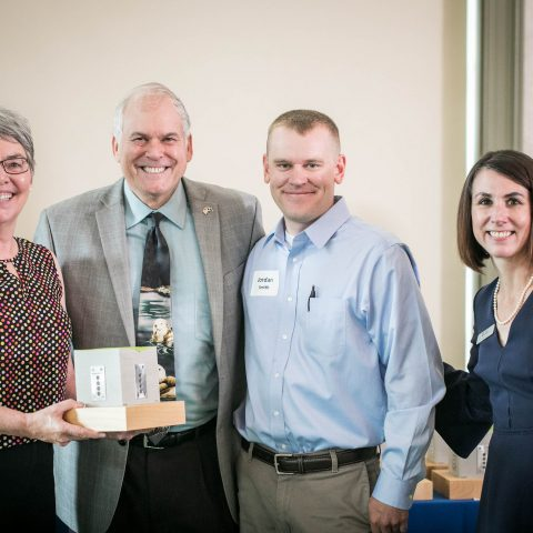 Mainspring Receives $100,000 grant from Duke Energy for Restoration Project