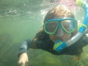 Snorkeling in the Cheoah @ Cheoah River | Robbinsville | North Carolina | United States