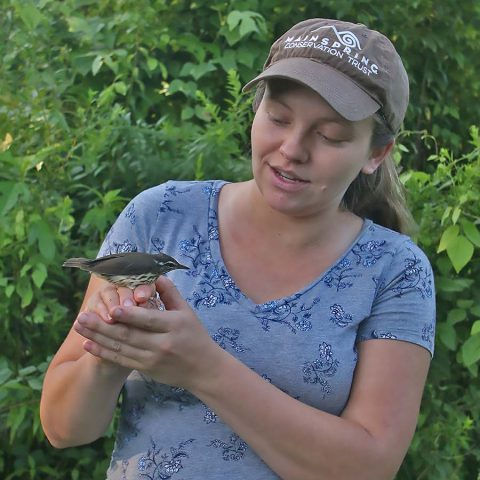 The Cherokee Scout: Bird Organization Monitors Welch Farm