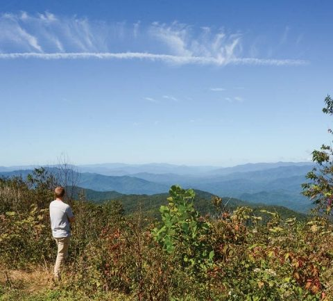 Smoky Mountain News: A mile-high view: State-level squabble stalls Jackson County conservation project: