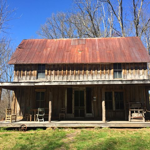 Macon County News: A walk in the woods doubles as a history lesson at Tessentee Preserve