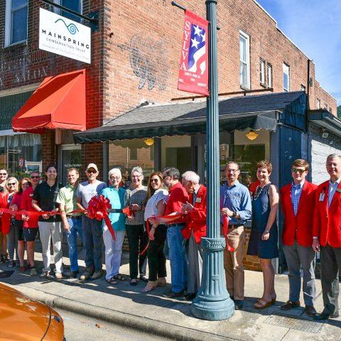 Mainspring Opens Sylva Office