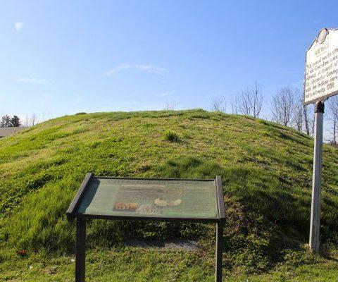Cherokee One Feather: Mound deed to be transferred to Nikwasi Initiative