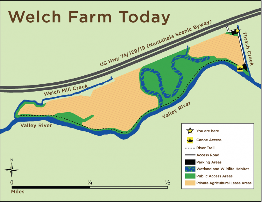 Welch Farm Map
