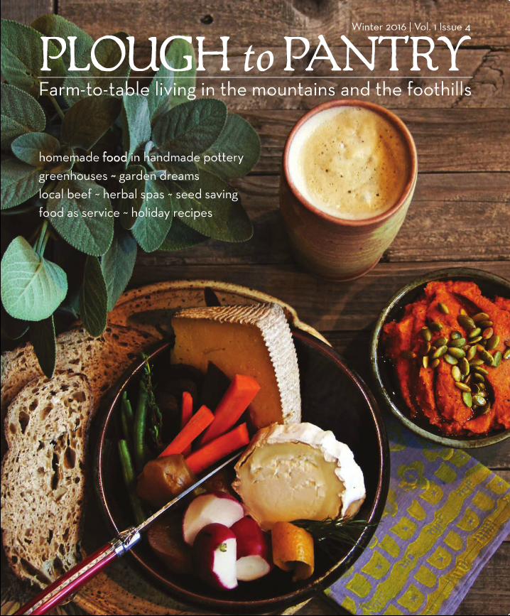 Plough to Pantry Cover