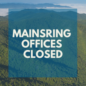 Christmas Holiday - Mainspring Offices Closed